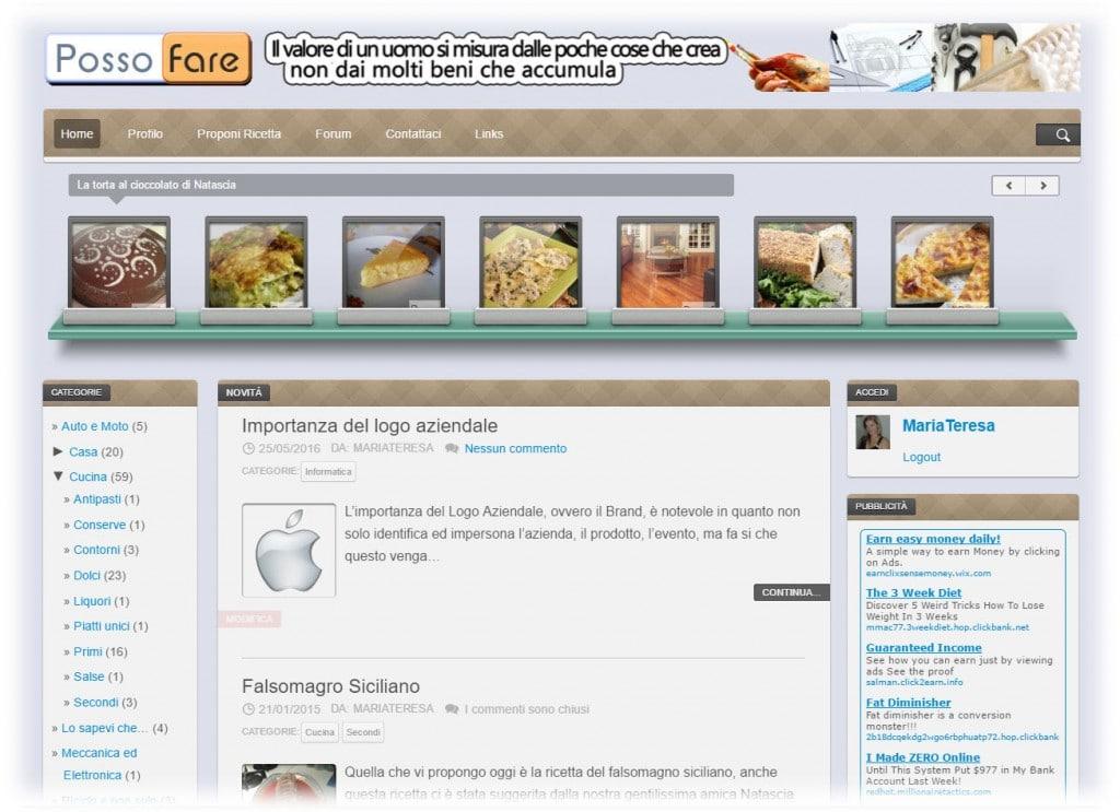 PossoFare - Cucina e Bricolage