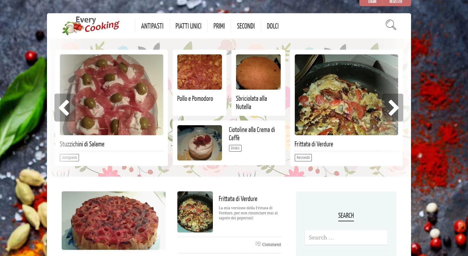 EveryCooking Blog di Cucina
