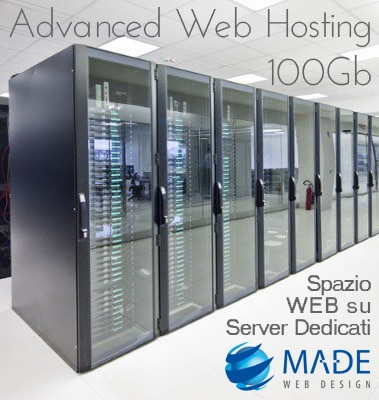 Advanced Web Hosting 100Gb