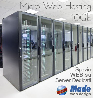 Micro Web Hosting 10Gb