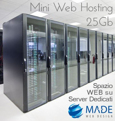 Mini Web Hosting 25Gb