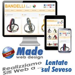 Made Siti Web - Realizziamo Siti Internet Lentate sul Seveso