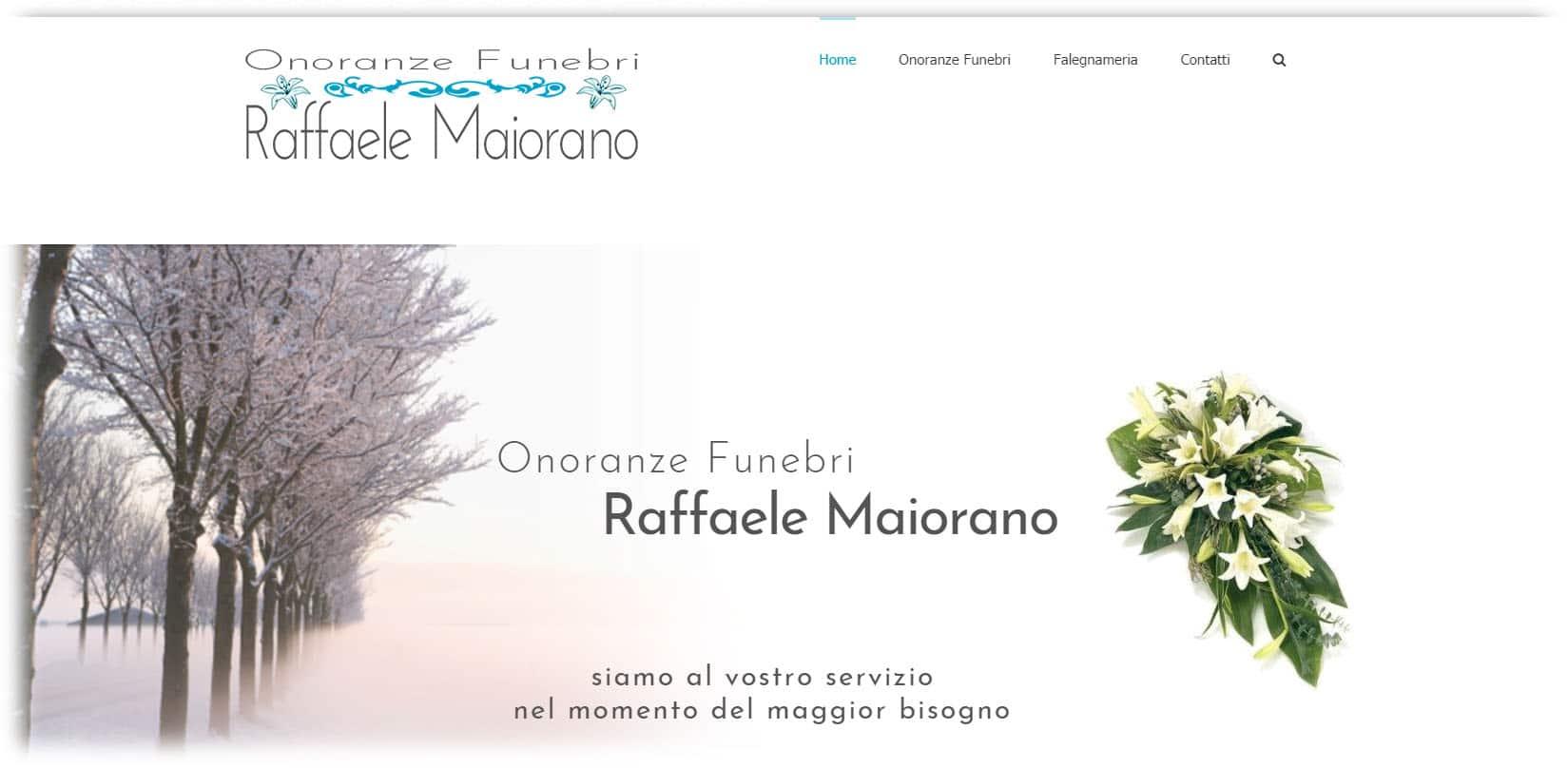 Onoranze Funebri di Raffaele Maiorano
