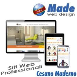 Made realizziamo Siti Web Professionali - Siti Internet Cesano Maderno