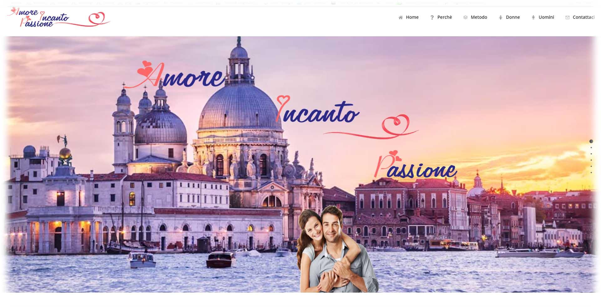 Amore Incanto Passione - Agenzia Matrimoniale