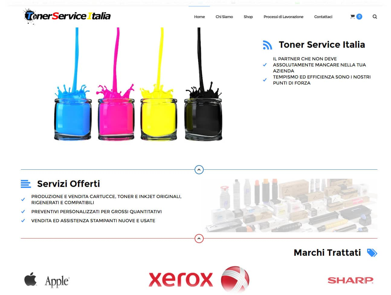 Toner Service Italia