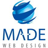 Made Web Design Logo Quadro