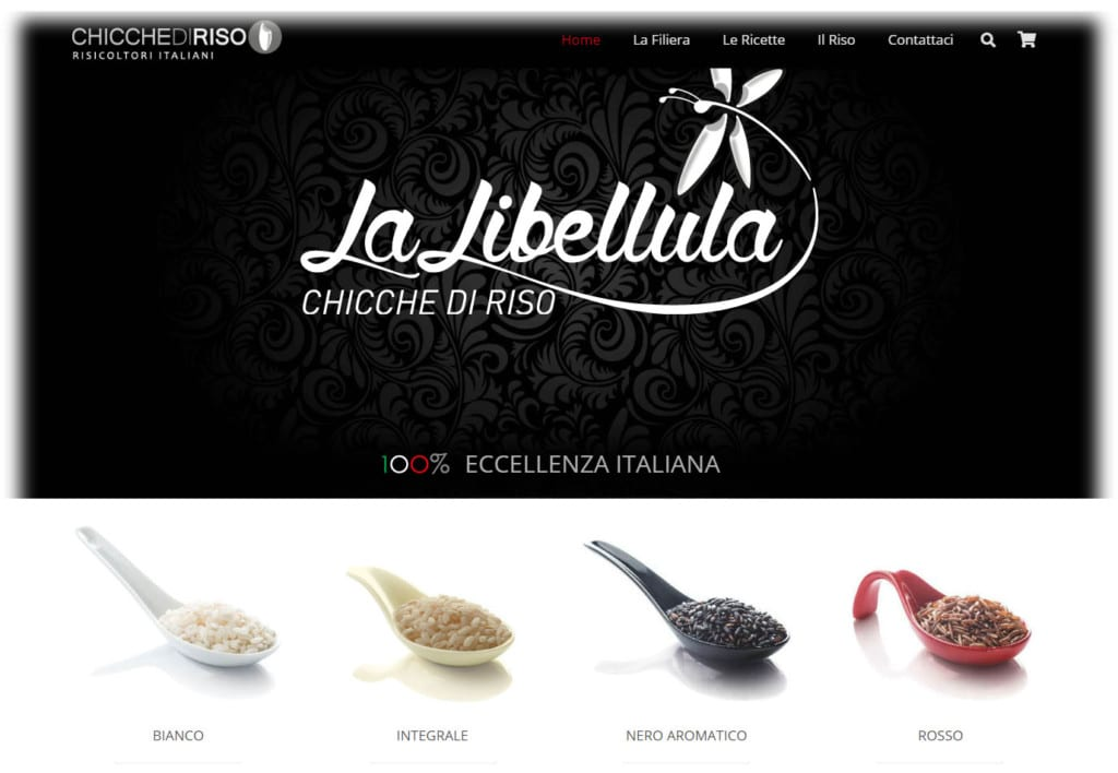 eCommerce La Libellula