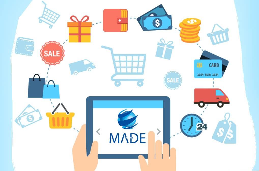 Creare un eCommerce Aziendale con Made