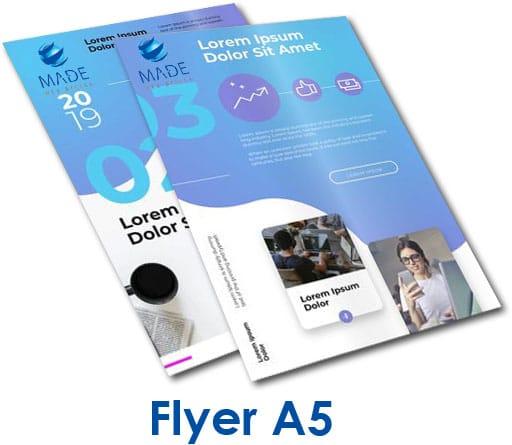 Portfolio - Made realizza Flyer e Brochure per il Brand della tua attività