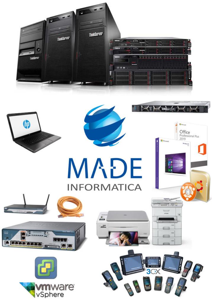 Made offre Presidio Tecnico Informatico Specializzato