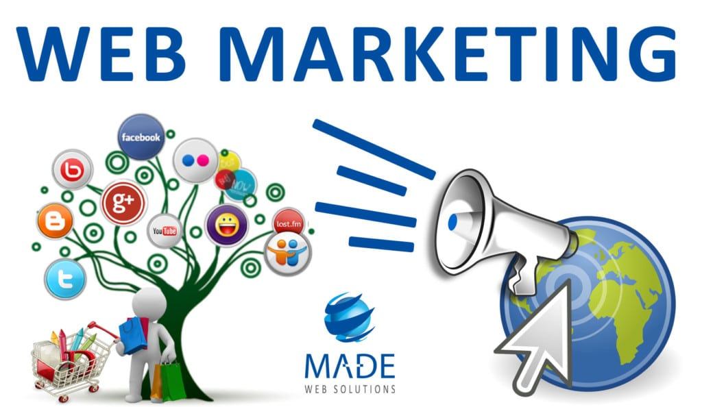 Made Informatica - Siti Web e Web Marketing Aziendale