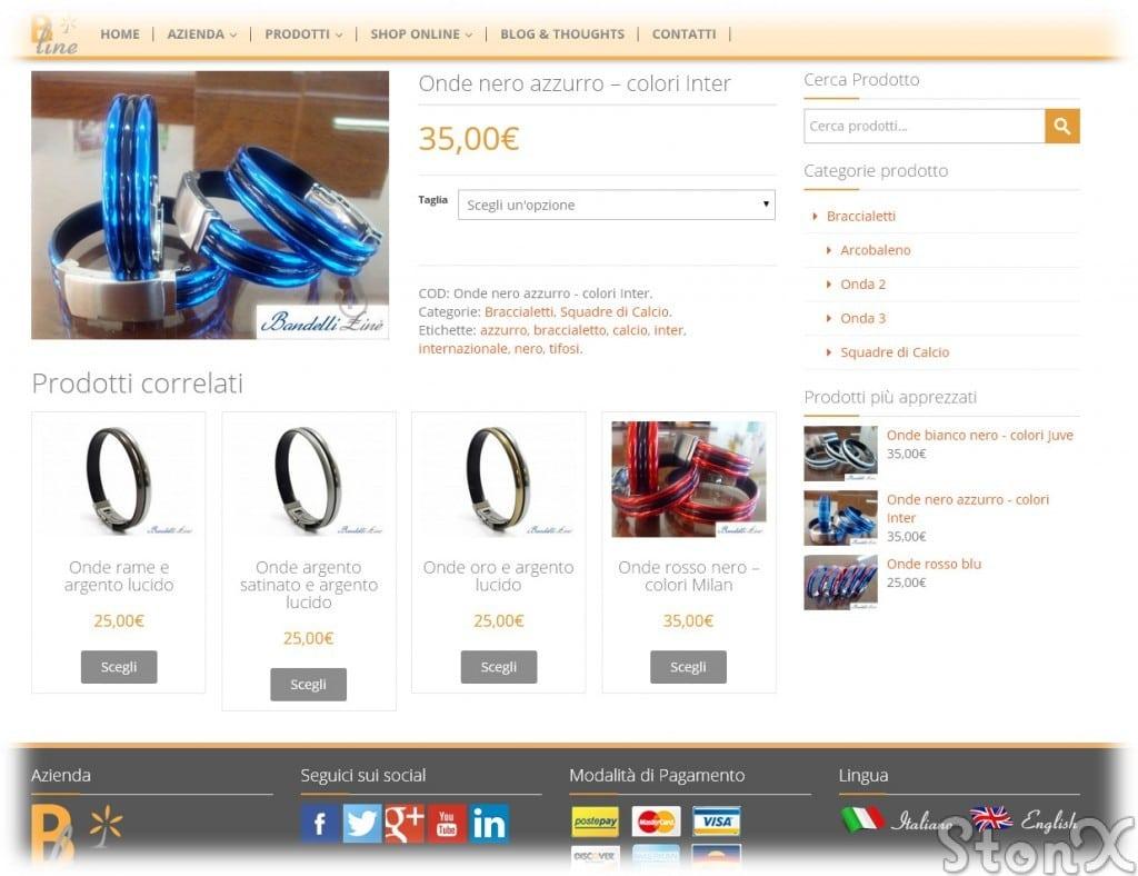 Bandelli Line www.bandelliline.com