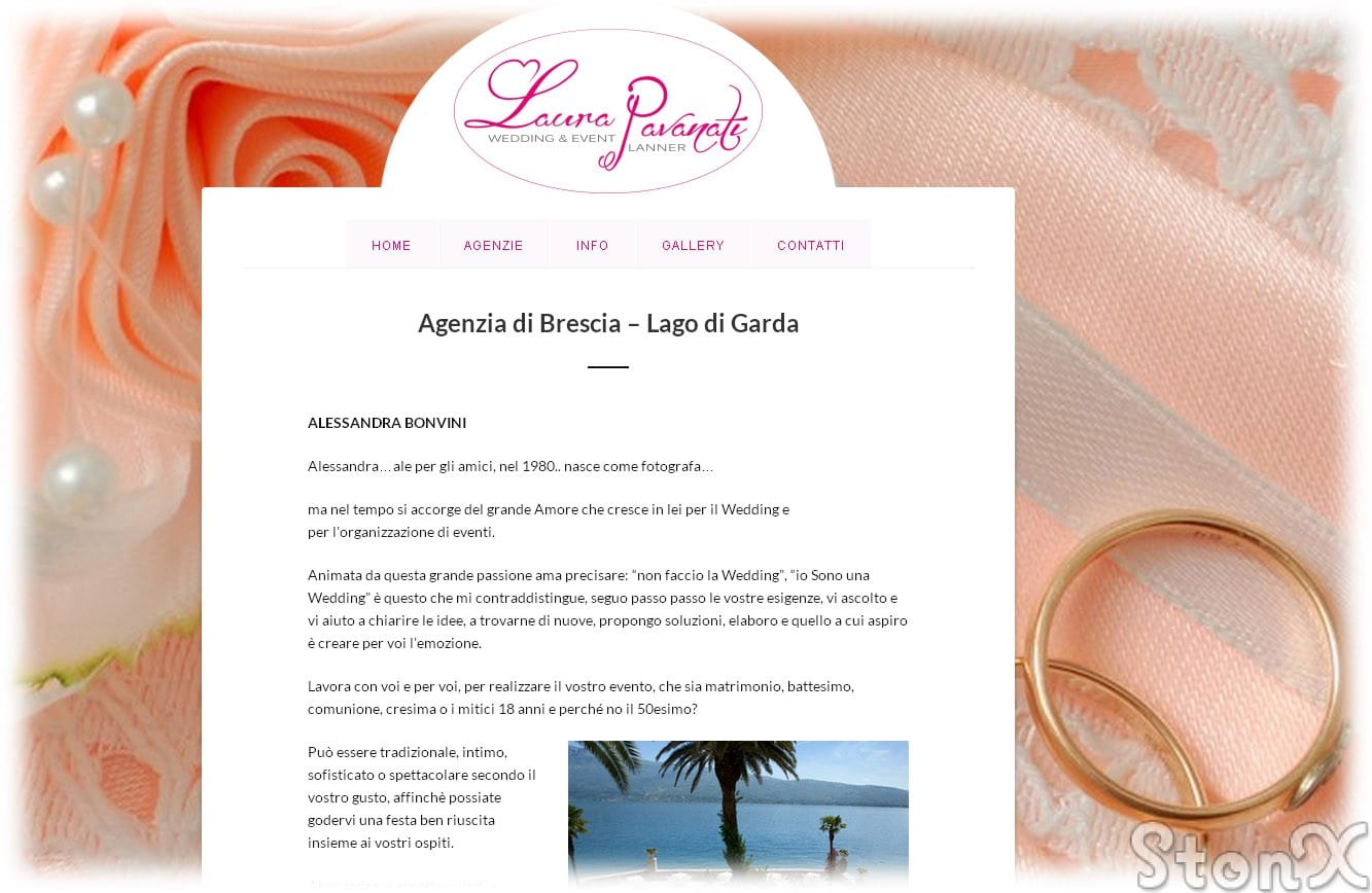 Laura Pavanati Wedding Planner