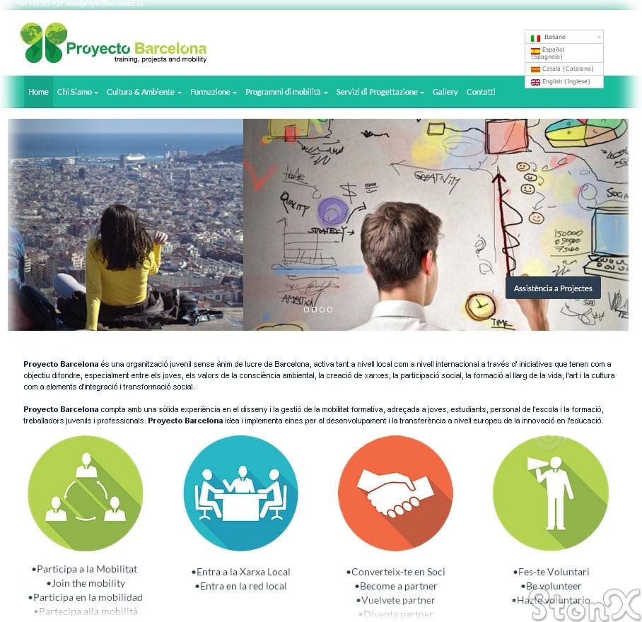 Proyecto Barcelona