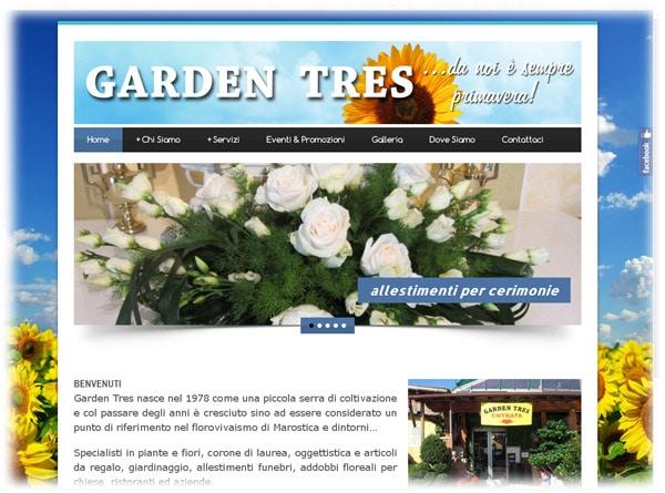 Garden Tres - Giardinaggio